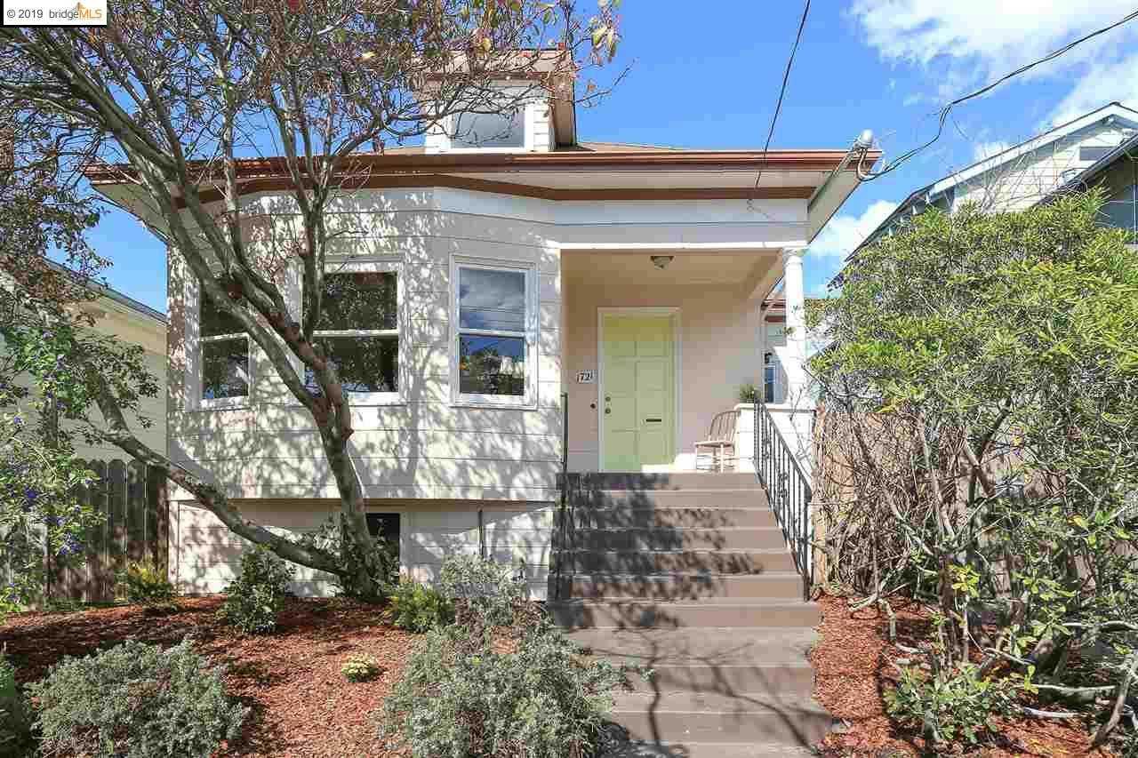 1721 Oregon St Berkeley, CA 94703