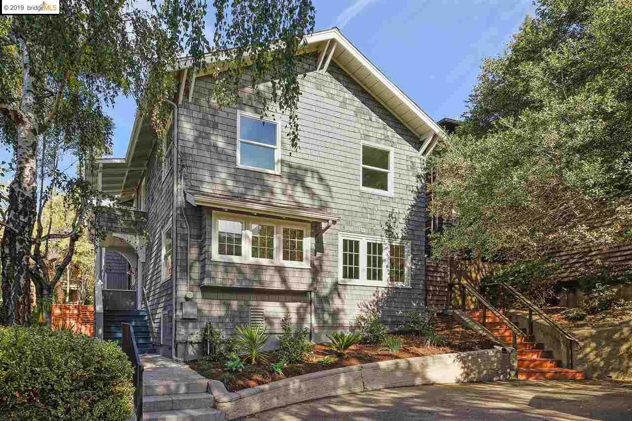 $1,495,000 - 4Br/2Ba -  for Sale in Elmwood, Berkeley
