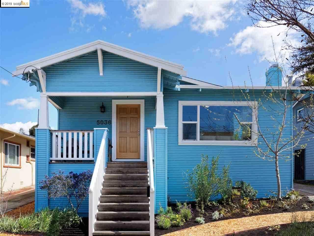 5036 Fairfax Ave Oakland, CA 94601