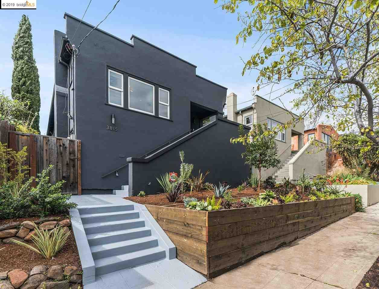3815 Coolidge Ave OAKLAND, CA 94602