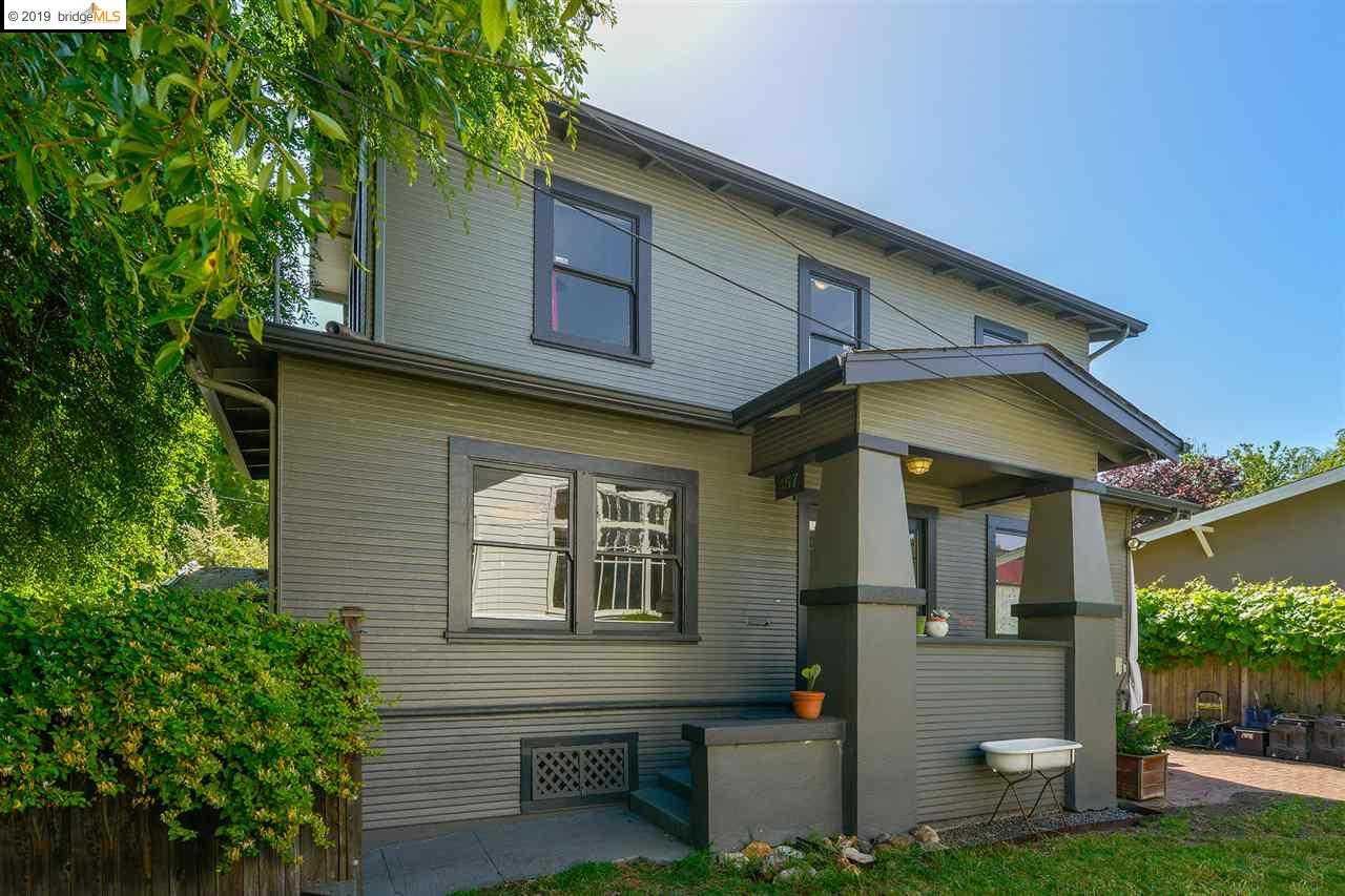 $1,395,000 - 3Br/2Ba -  for Sale in Rockridge/n.oak, Oakland