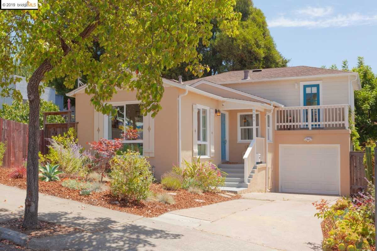 4048 Patterson Ave Oakland, CA 94619