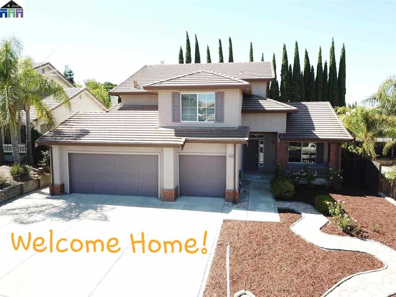 $549,900 - 5Br/3Ba -  for Sale in Country Hills, Antioch