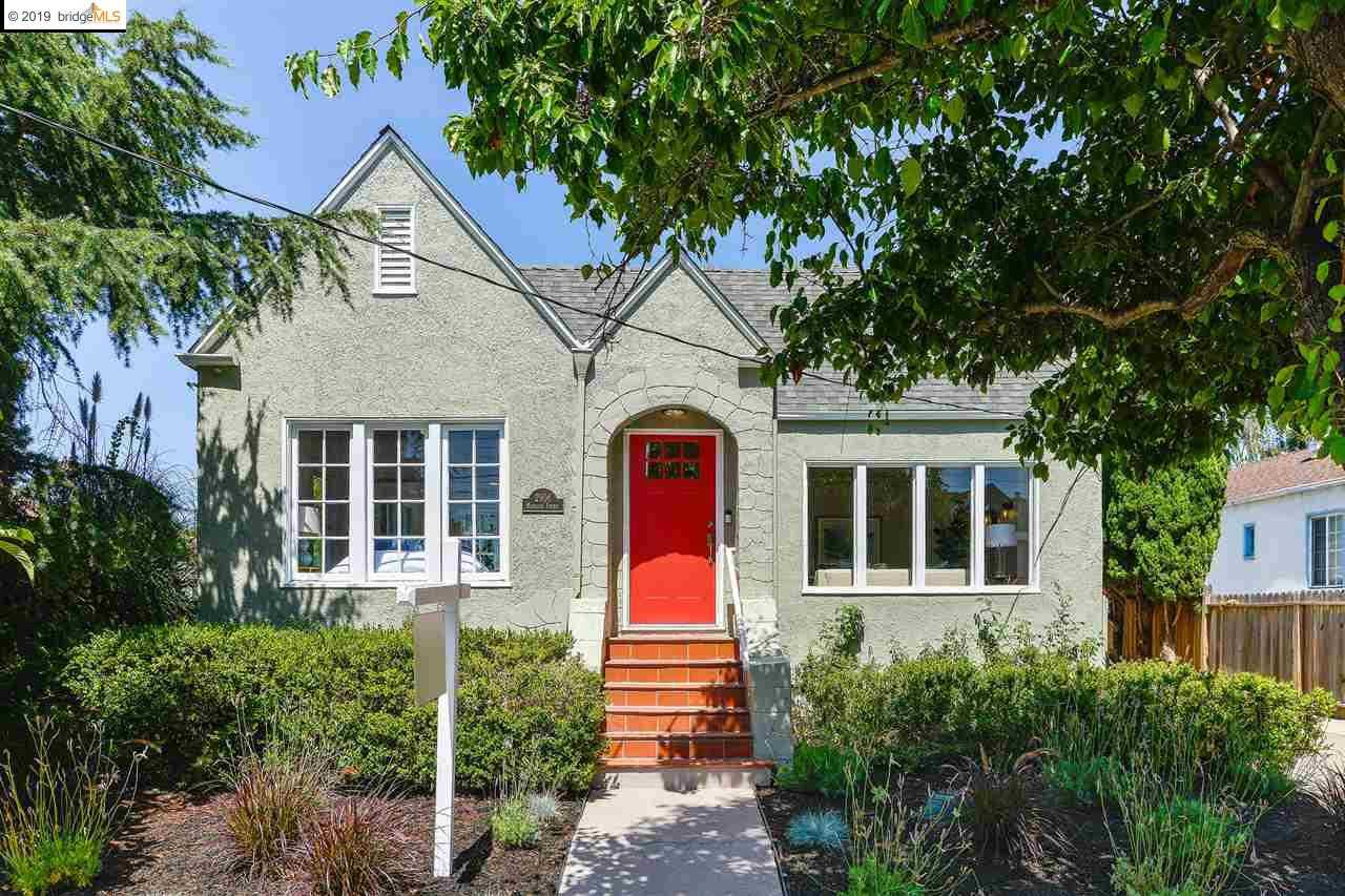 $1,100,000 - 4Br/2Ba -  for Sale in Upper Dimond, Oakland