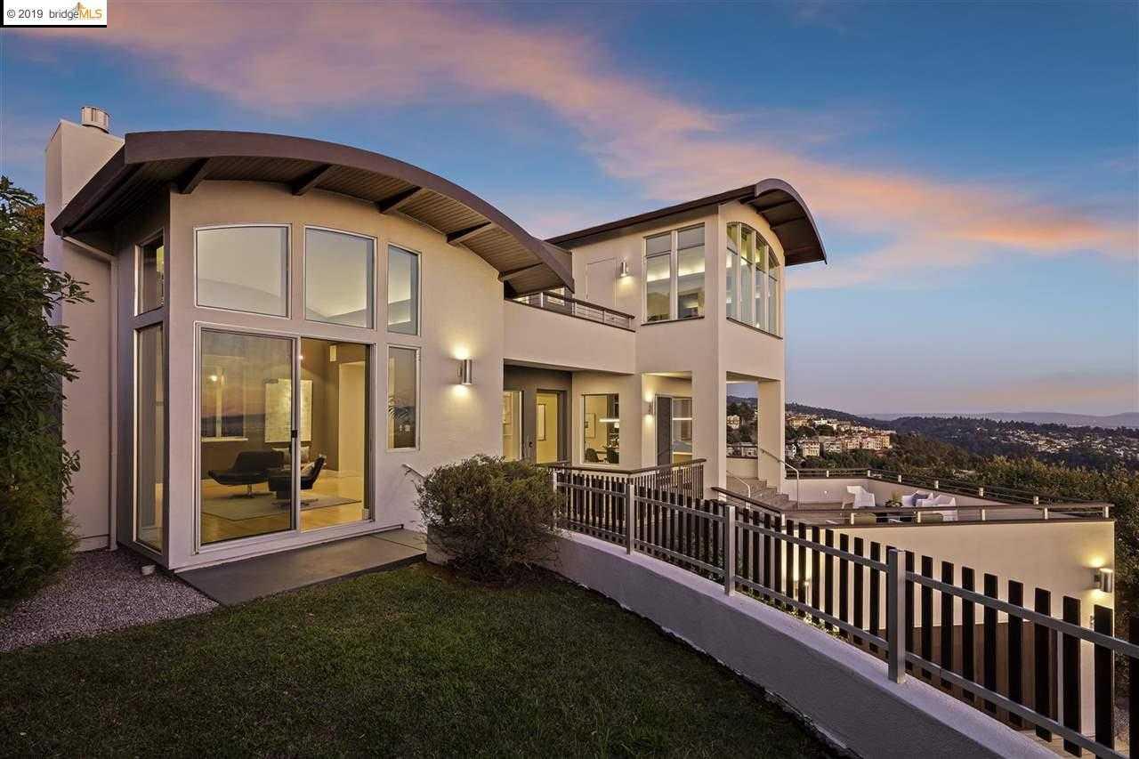 $3,250,000 - 4Br/4Ba -  for Sale in Claremont Knolls, Berkeley