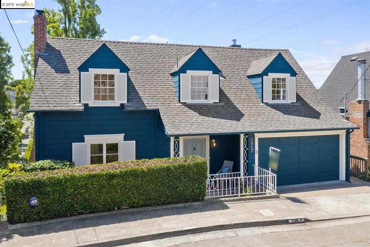1067 Norwood Ave Oakland, CA 94610