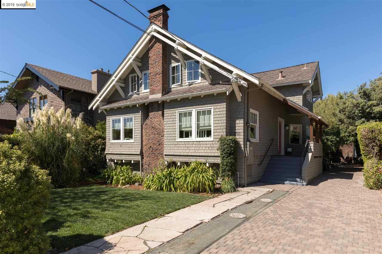 $2,700,000 - 6Br/5Ba -  for Sale in Elmwood, Berkeley