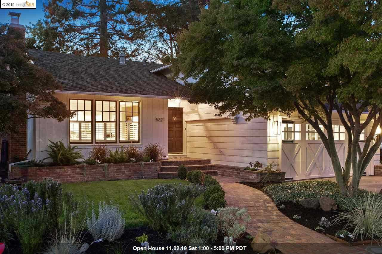 $1,595,000 - 3Br/2Ba -  for Sale in Rockridge Upper, Oakland