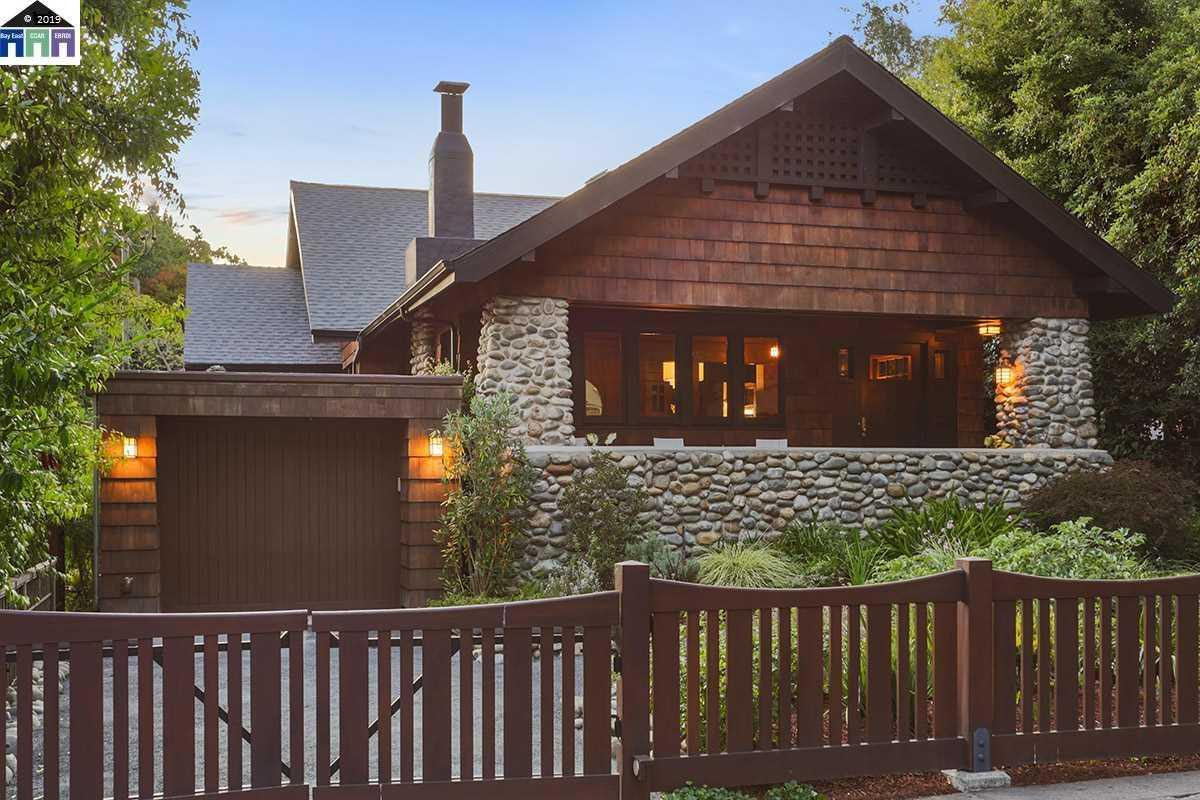 $2,375,000 - 3Br/3Ba -  for Sale in Claremont, Berkeley