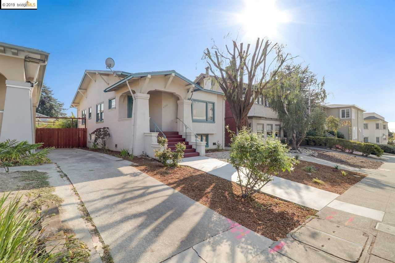4336 Park Blvd Oakland, CA 94602
