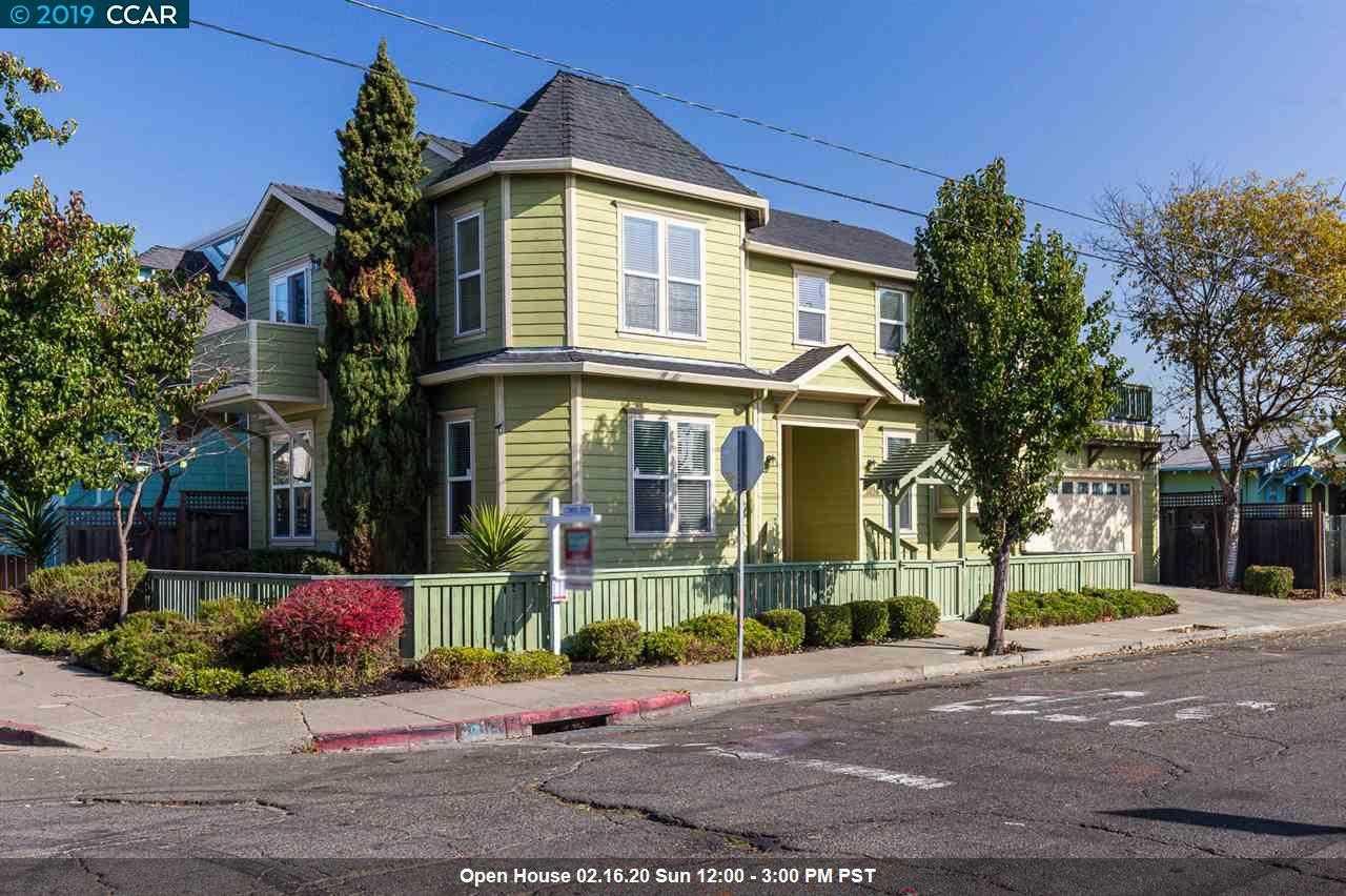 $949,000 - 4Br/3Ba -  for Sale in West Oakland, Oakland