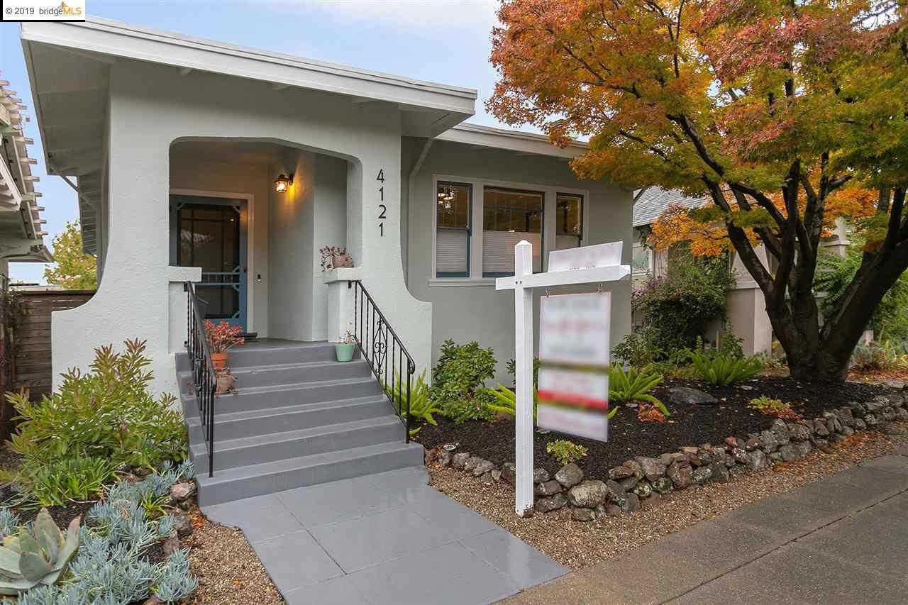 $1,095,000 - 3Br/2Ba -  for Sale in Temescal, Oakland