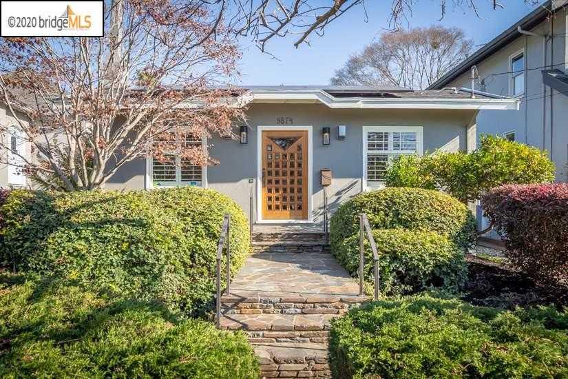 $1,395,000 - 2Br/1Ba -  for Sale in Rockridge, Oakland