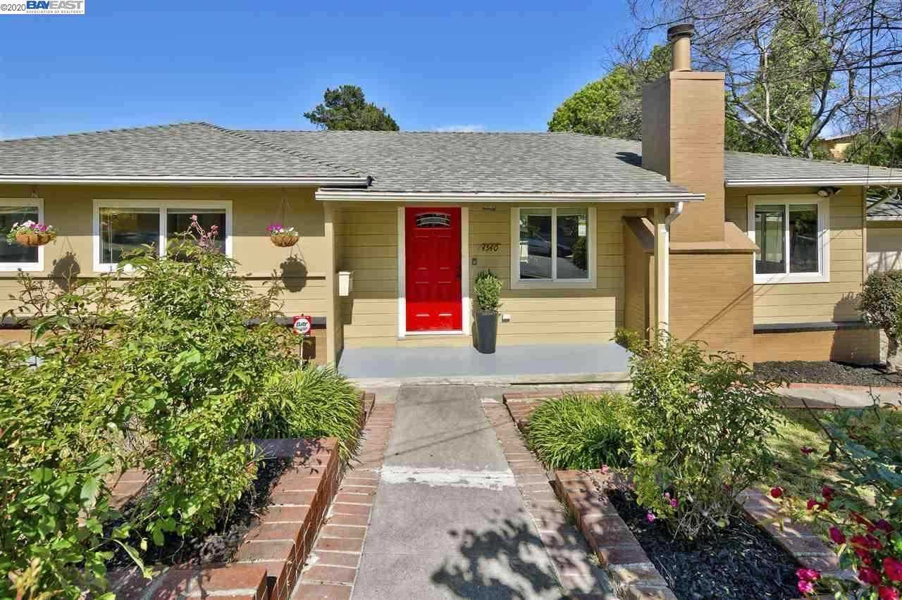 $888,000 - 4Br/3Ba -  for Sale in Maxwell Park, Oakland