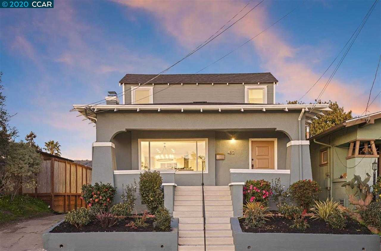 $849,000 - 4Br/3Ba -  for Sale in Maxwell Park, Oakland