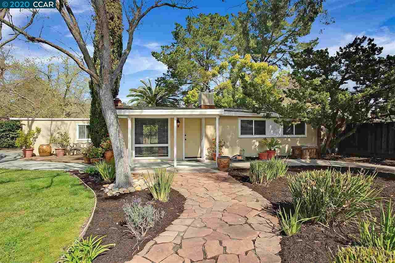 $898,300 - 3Br/2Ba -  for Sale in Larkey Area, Walnut Creek
