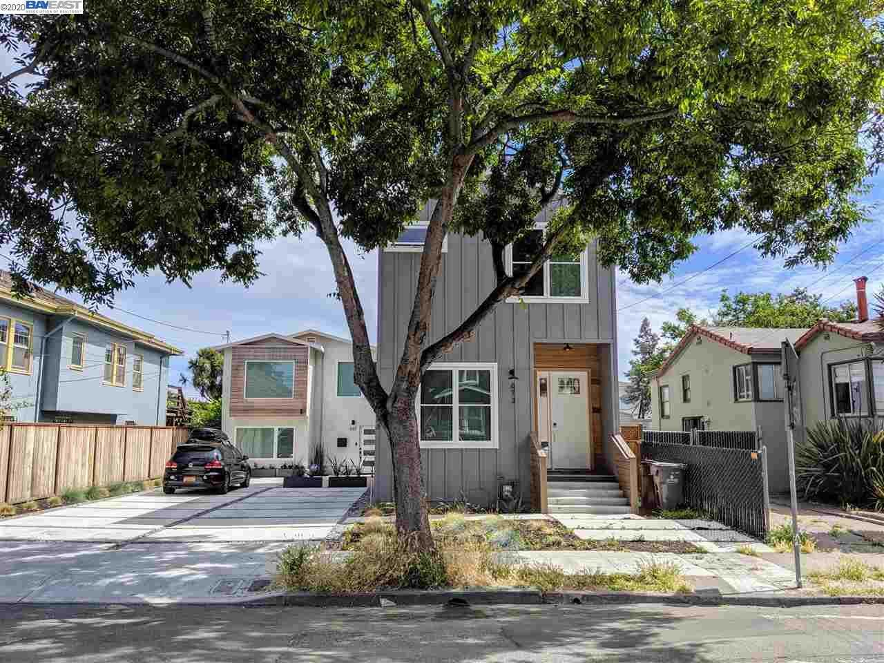 $895,000 - 5Br/3Ba -  for Sale in Longfellow, Oakland