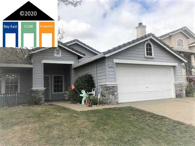 $445,000 - 3Br/2Ba -  for Sale in Willamson Ranch, Antioch