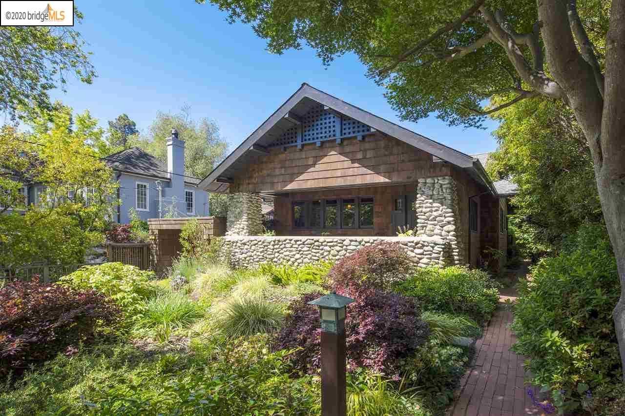$2,595,000 - 3Br/3Ba -  for Sale in Claremont/elmwod, Berkeley