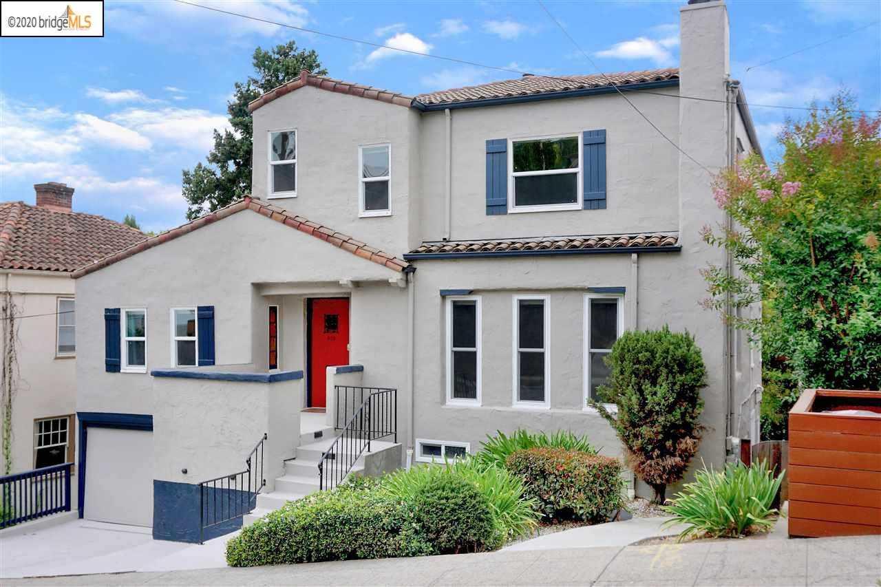 $1,688,000 - 5Br/3Ba -  for Sale in Crocker Hghlands, Oakland