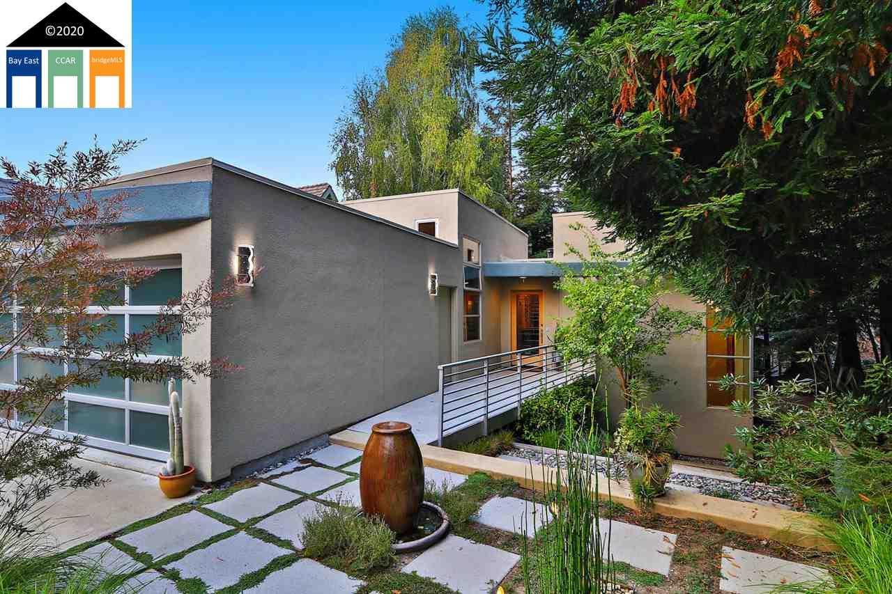$2,250,000 - 4Br/3Ba -  for Sale in Hiller Highlands, Berkeley
