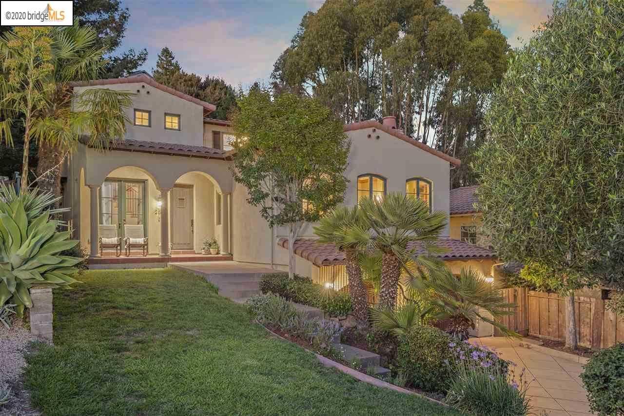 $2,350,000 - 4Br/4Ba -  for Sale in Claremont Hills, Berkeley
