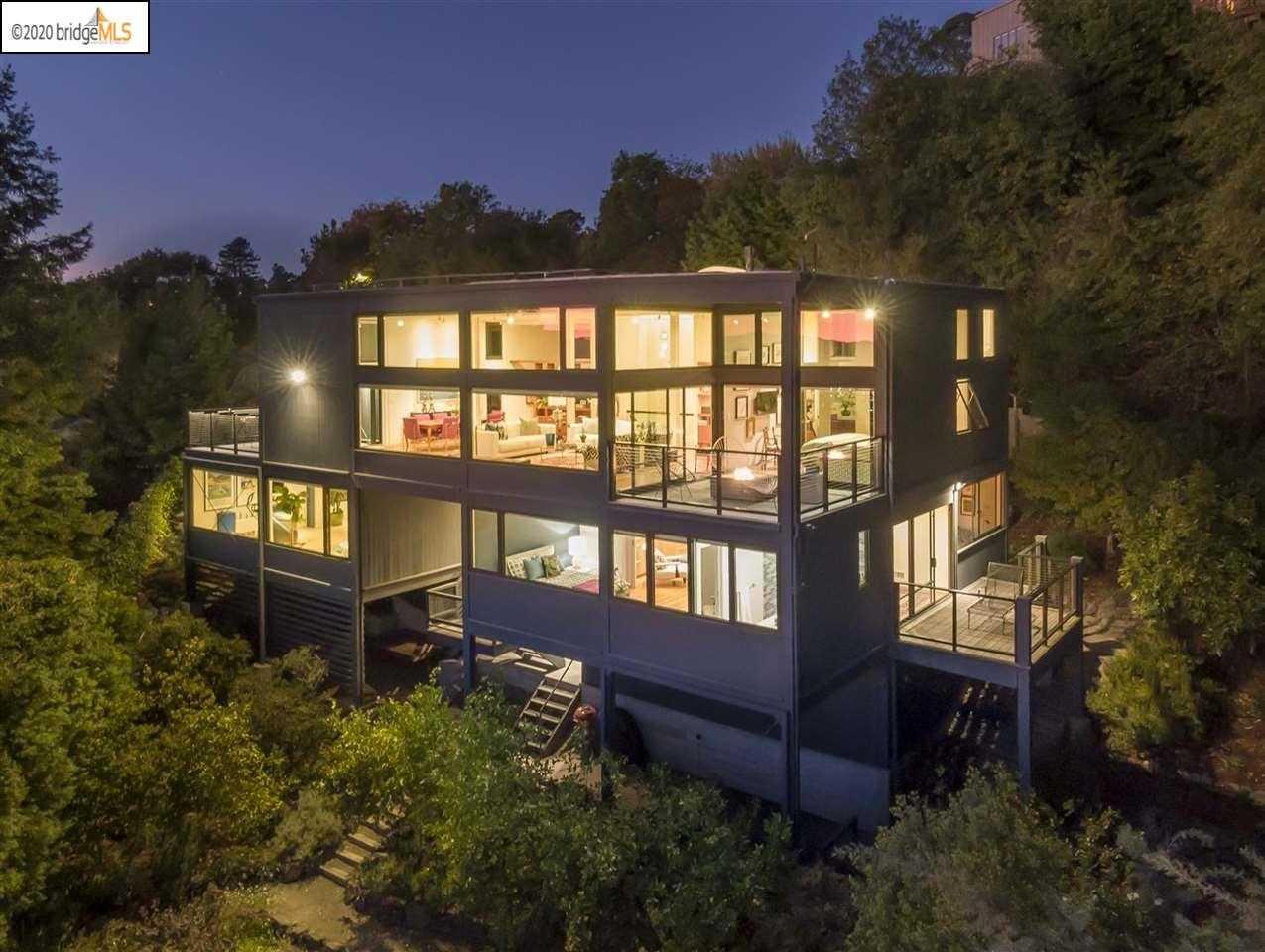 $4,295,000 - 4Br/4Ba -  for Sale in Berkeley Hills, Berkeley