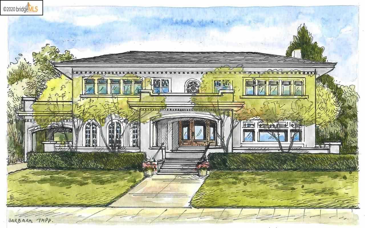 $3,830,000 - 6Br/5Ba -  for Sale in Claremont Court, Berkeley
