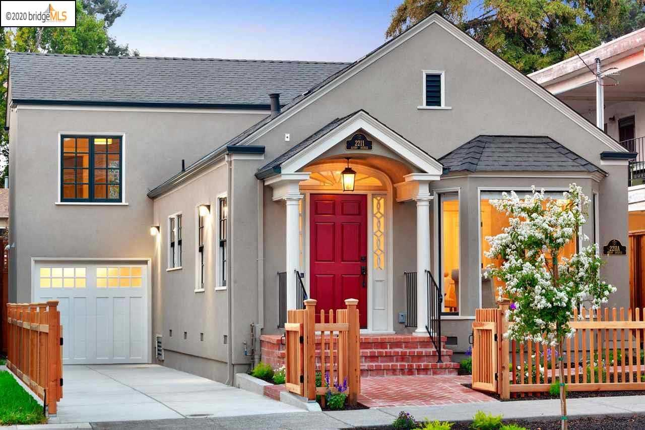 $1,475,000 - 4Br/3Ba -  for Sale in Baja Elmwood, Berkeley