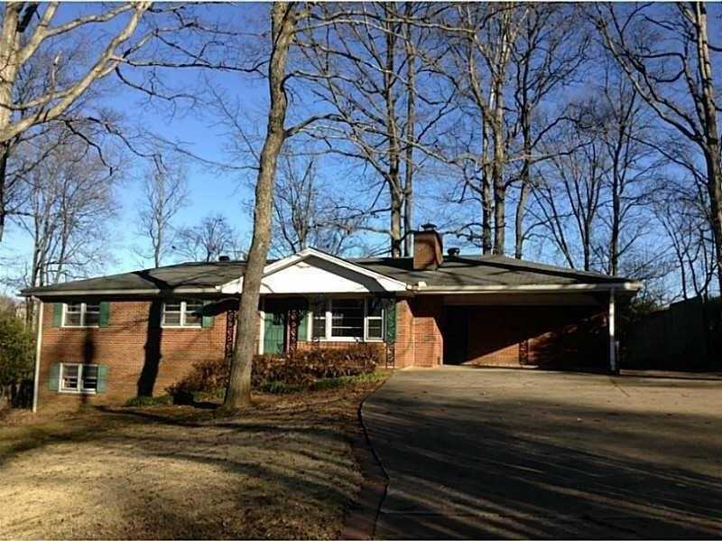 $179,000 - 4Br/2Ba -  for Sale in Crescent Park Woods, Marietta