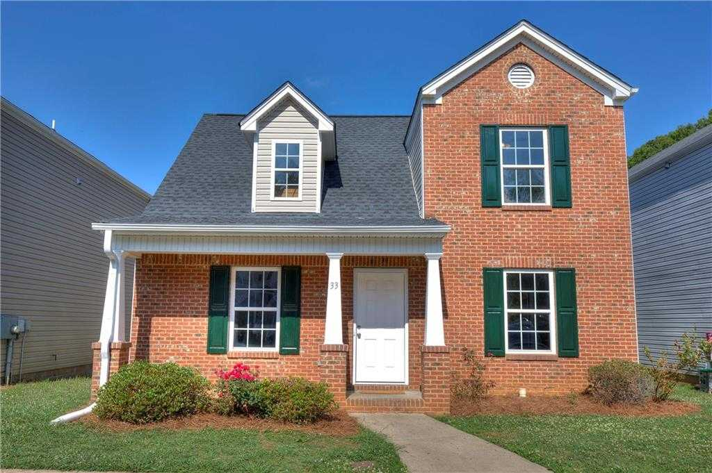 $179,900 - 3Br/2Ba -  for Sale in Middlebrook Trace, Cartersville