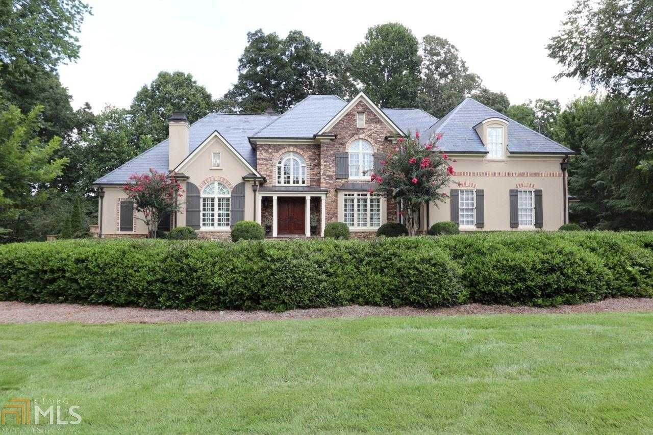 $1,395,000 - 5Br/6Ba -  for Sale in Marietta Country Club, Kennesaw