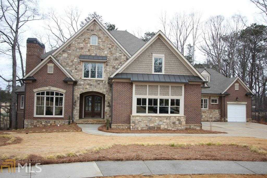 $1,499,000 - 6Br/6Ba -  for Sale in Marietta Country Club, Kennesaw