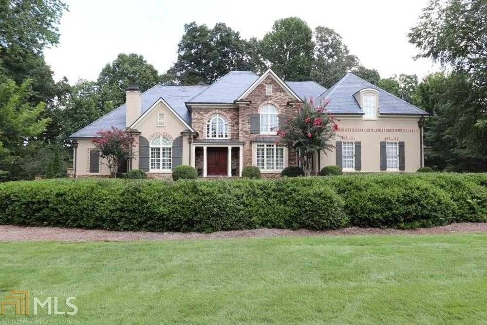$1,095,000 - 5Br/6Ba -  for Sale in Marietta Country Club, Kennesaw