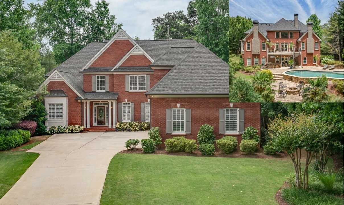 $1,550,000 - 6Br/6Ba -  for Sale in Byrons Pond, Marietta