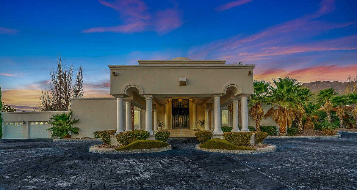 $1,700,000 - 3Br/6Ba -  for Sale in Coronado Country Club Estates, El Paso