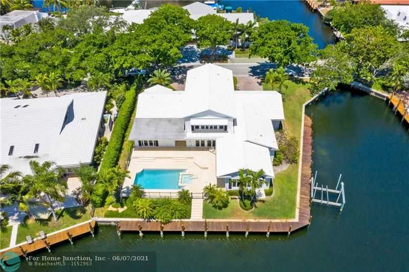 $3,499,000 - 4Br/6Ba -  for Sale in Bay Colony, Fort Lauderdale
