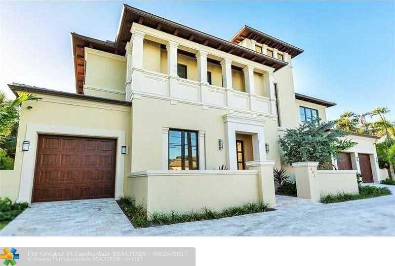 $3,995,000 - 5Br/8Ba -  for Sale in Coral Isles 15-60 B, Fort Lauderdale
