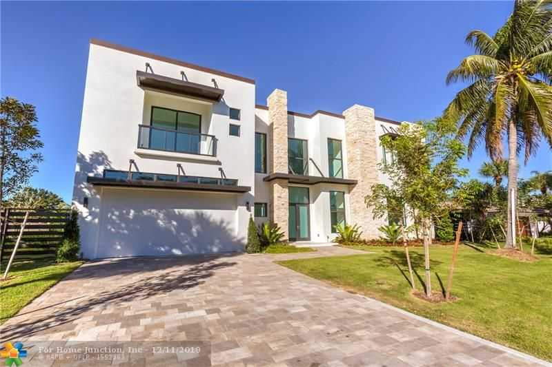 $3,295,000 - 6Br/7Ba -  for Sale in Coral Ridge Country Club, Fort Lauderdale