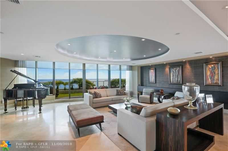 $10,500,000 - 3Br/4Ba -  for Sale in Fort Lauderdale