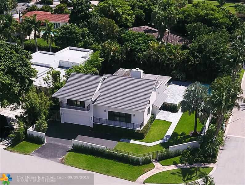 $1,599,000 - 4Br/5Ba -  for Sale in Harbor Beach, Fort Lauderdale