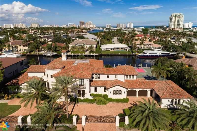 $9,800,000 - 6Br/10Ba -  for Sale in Harbor Beach, Fort Lauderdale