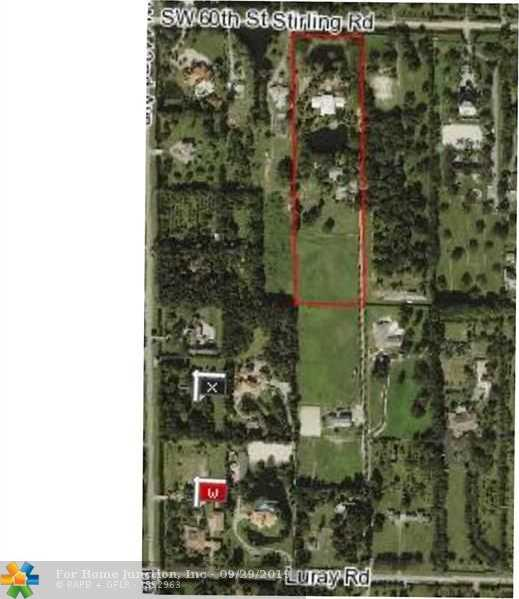 $4,150,000 - 12Br/10Ba -  for Sale in Everglades Sugar & Land C, Southwest Ranches