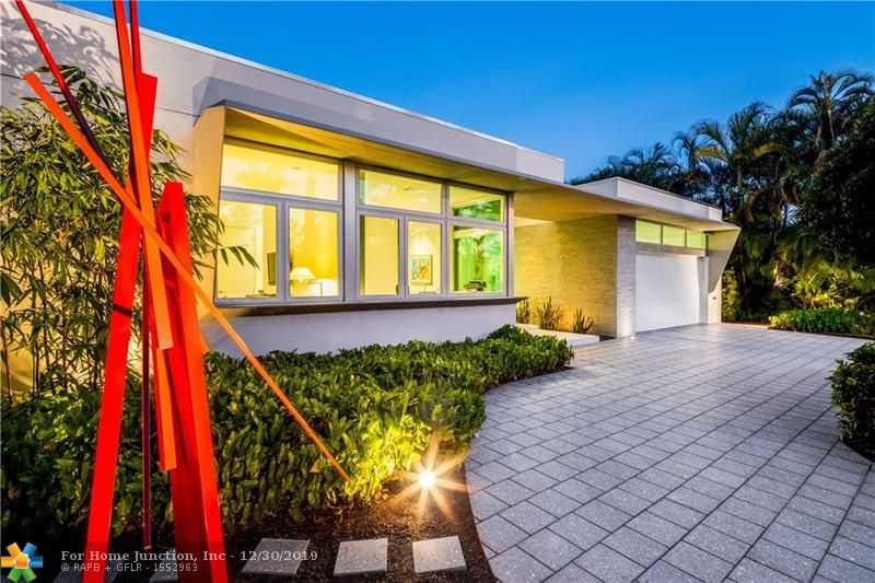 $3,250,000 - 3Br/4Ba -  for Sale in Las Olas Isles, Fort Lauderdale