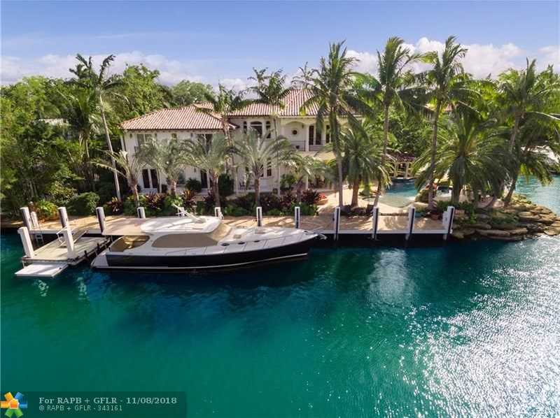 $6,900,000 - 6Br/7Ba -  for Sale in Rio Vista Isles, Fort Lauderdale