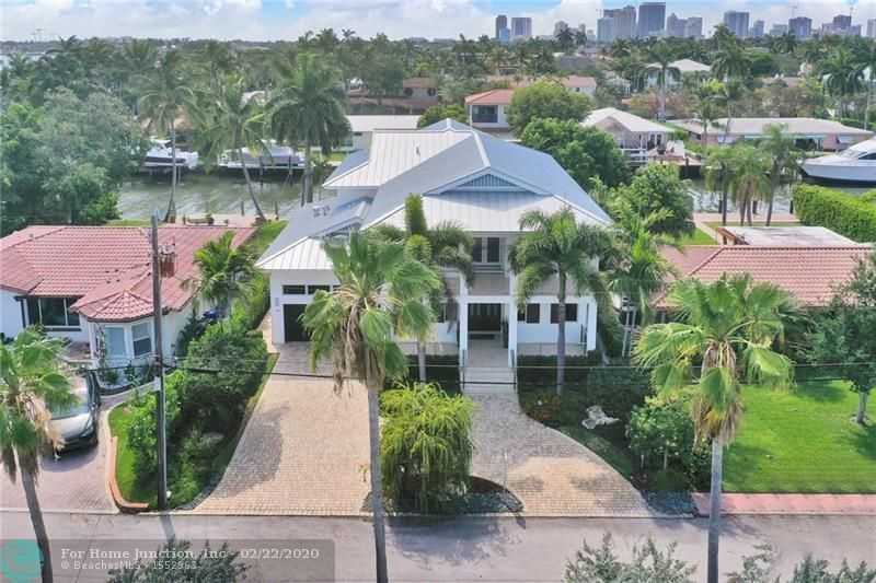 $2,495,000 - 4Br/5Ba -  for Sale in Riviera 6-17 B, Fort Lauderdale