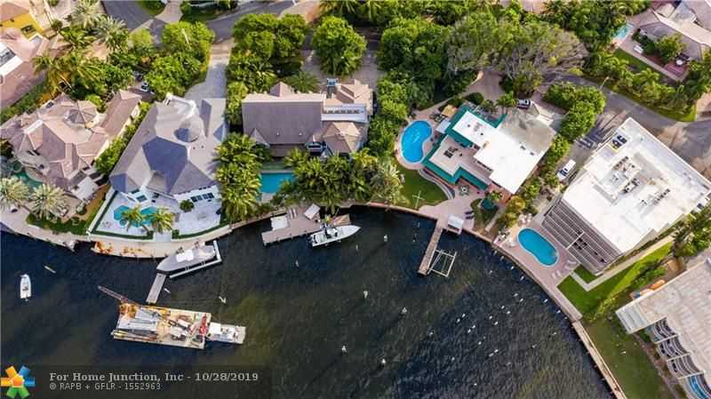 $3,999,999 - 5Br/4Ba -  for Sale in Hillsboro Shores Sec A 21, Pompano Beach