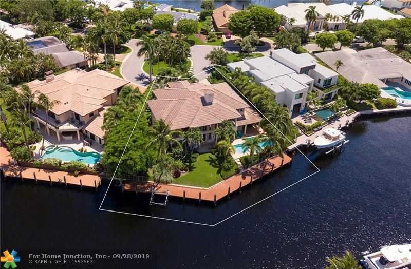 $3,549,999 - 4Br/6Ba -  for Sale in Bay Colony, Fort Lauderdale