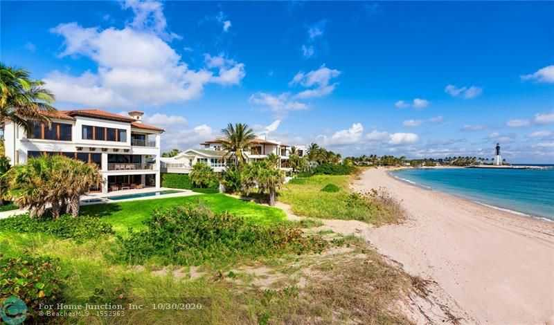 $7,995,000 - 5Br/8Ba -  for Sale in Hillsboro Shores Sec A 21, Pompano Beach