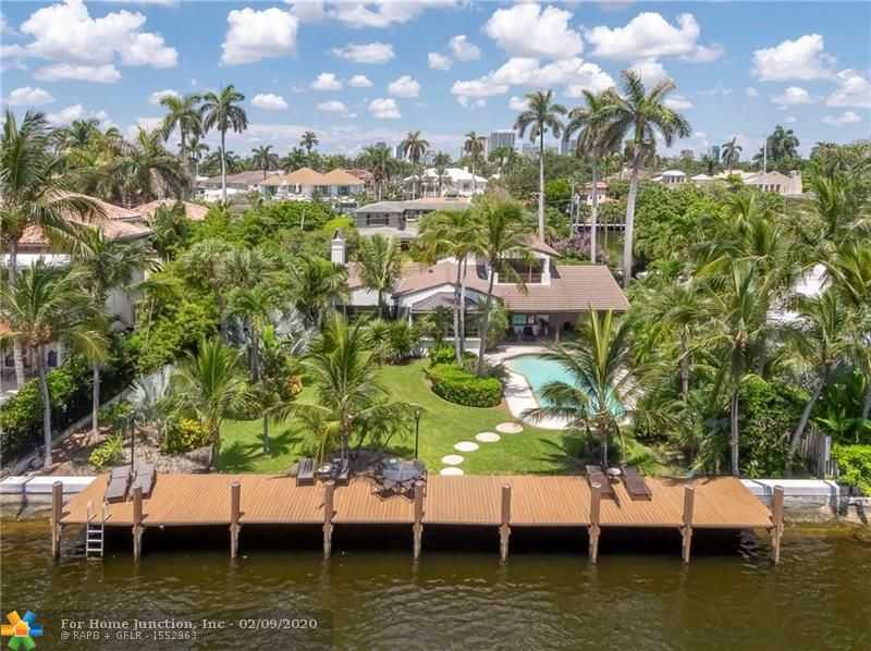 $2,895,000 - 3Br/3Ba -  for Sale in Stilwell Isles Isles Of P, Fort Lauderdale
